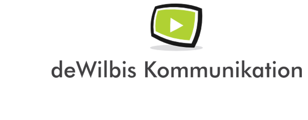 deWilbis Kommunikation - Video - PR - Web - Tekst